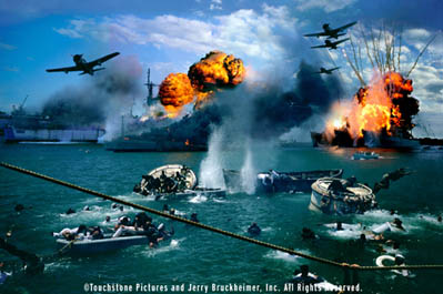 A Scene From Pearl Harbor