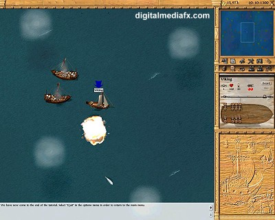Patrician 2: Battle with Pirates!